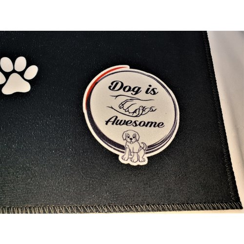 "Dog is Awesome® ""A Dog can change the Way you see the World"" DIA®"