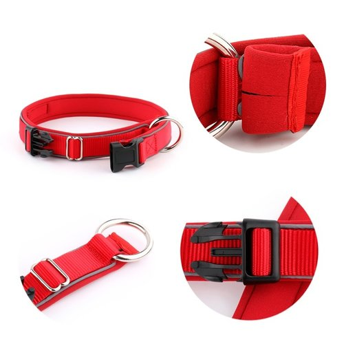 Dog is Awesome® Neoprene Dog Leash and Collar Set - DIA®