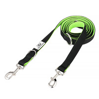 Mesh padded Leash