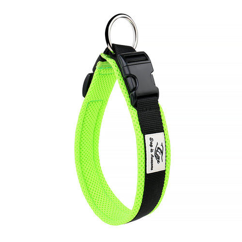 Dog is Awesome® Mesh padded Dog Collar - DIA®