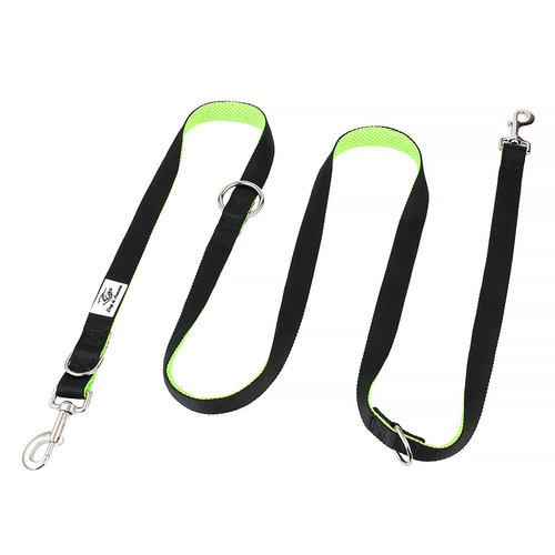 Dog is Awesome® Set mesh Dog leash & Dog collar