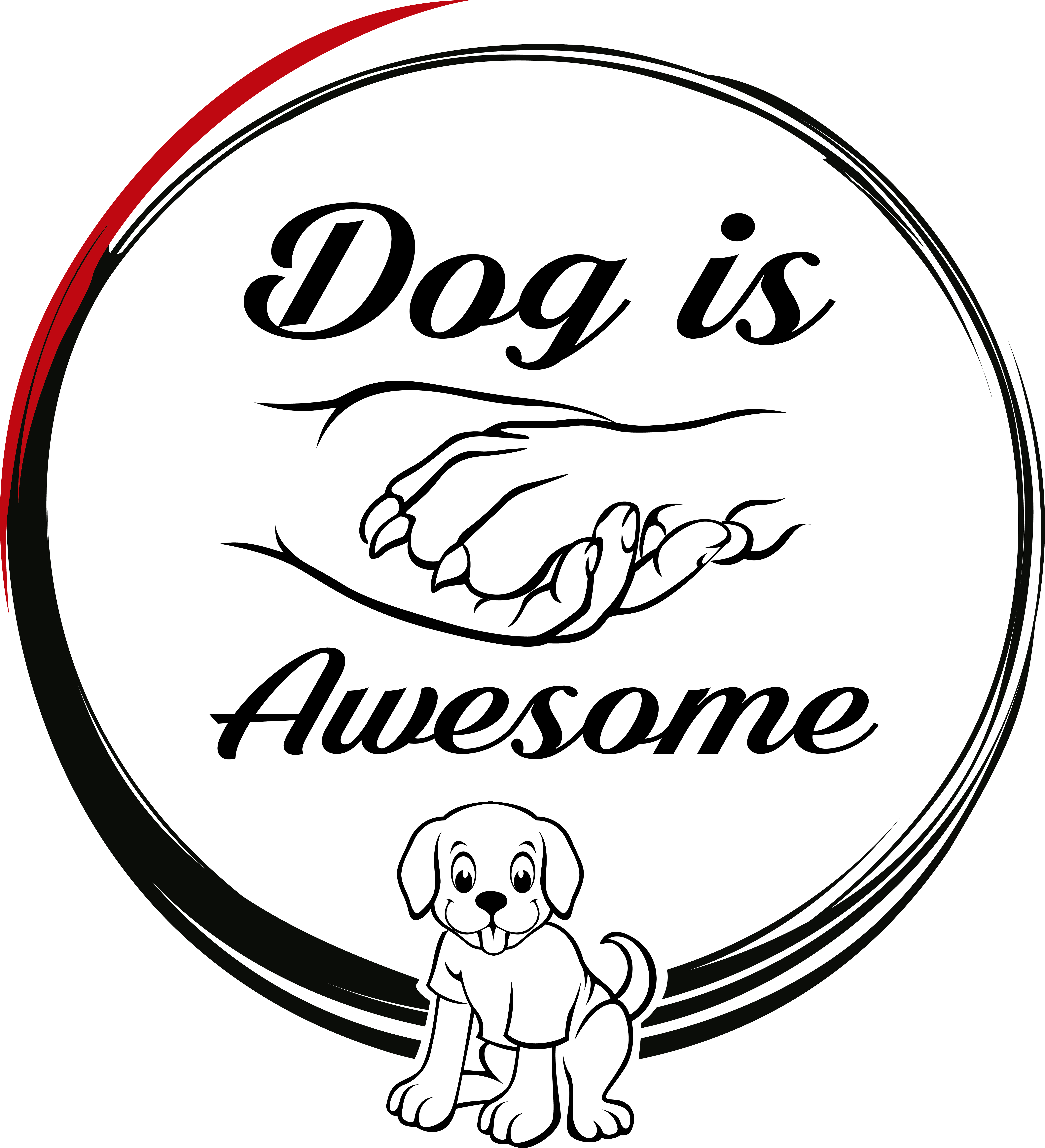 DOG IS AWESOME®