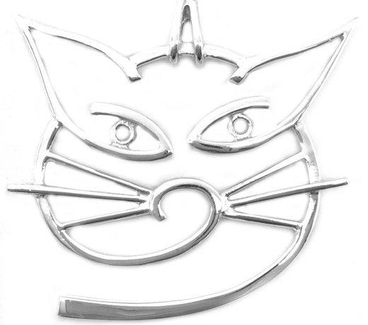 Zilveren dieren sieraden