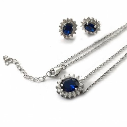 Zilveren sieraden sets