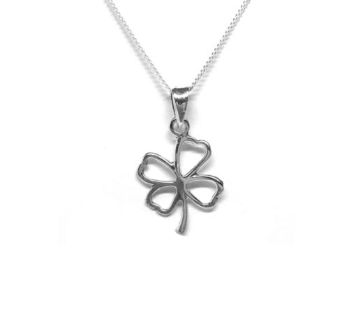 Zilveren good luck sieraden