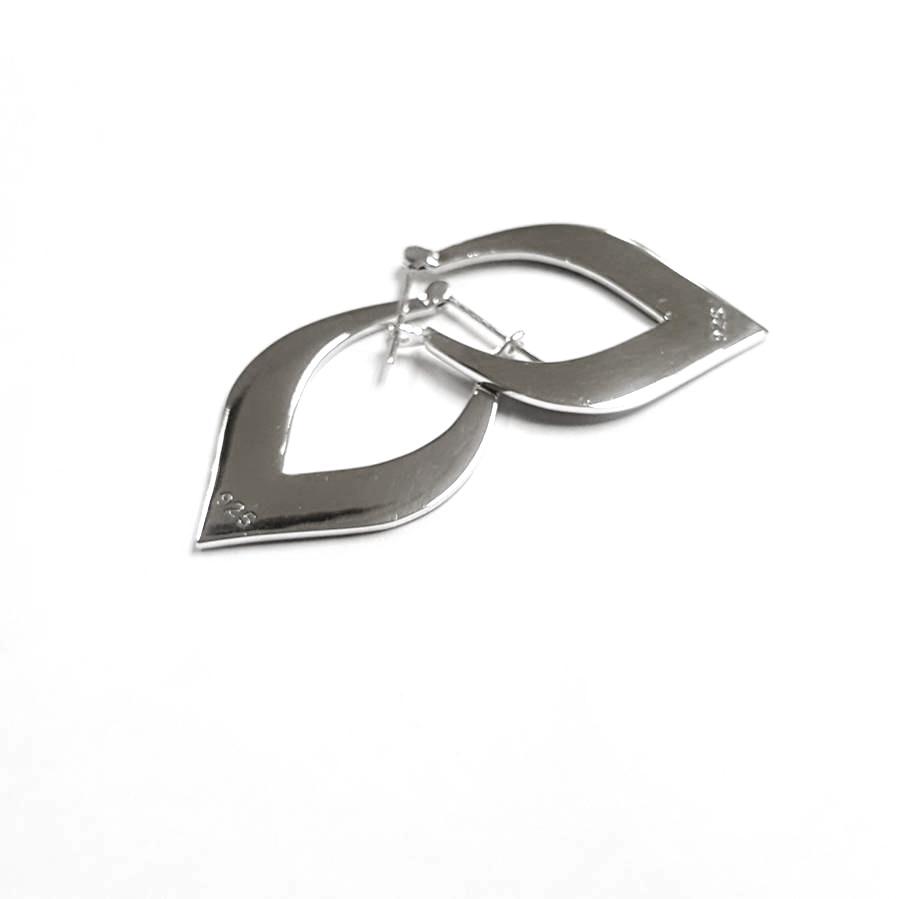 Zilveren vintage oorringen-5