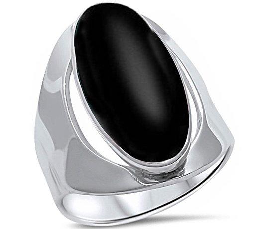 Zilveren ringen met een steen of edelsteen