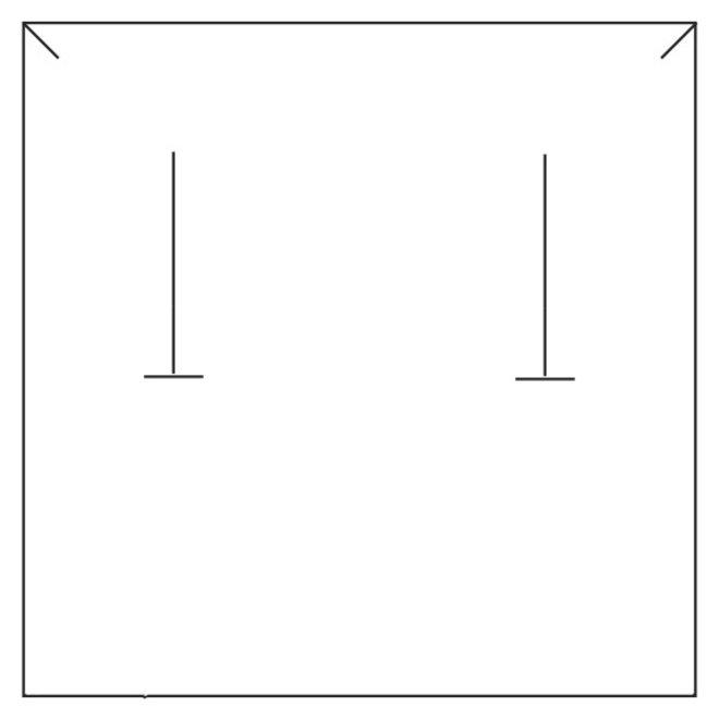 Set van 4 Sieradendoosjes voor kleine oorbellen hanger ketting