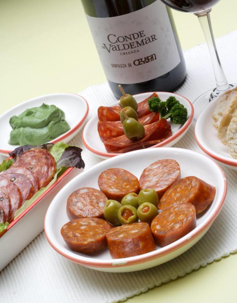 Chorizo Rosario Pikant