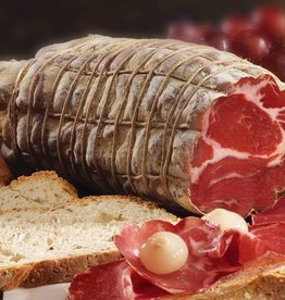 Coppa Stagionata heel of half
