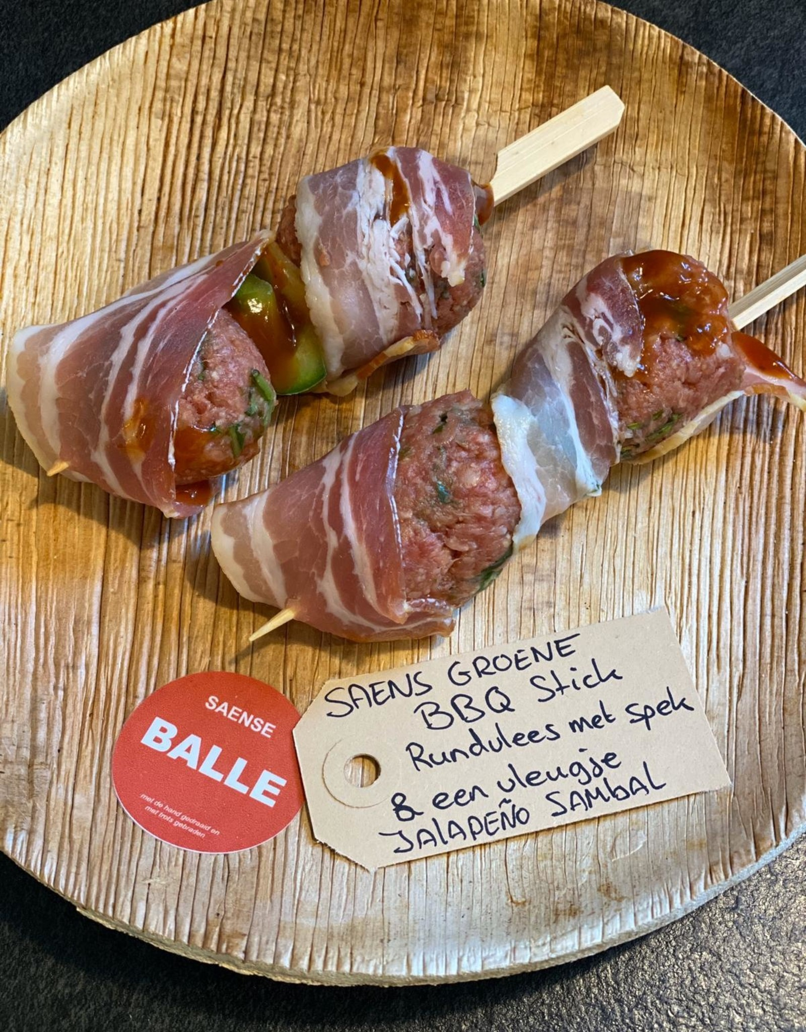 Saense Balle BBQ stick
