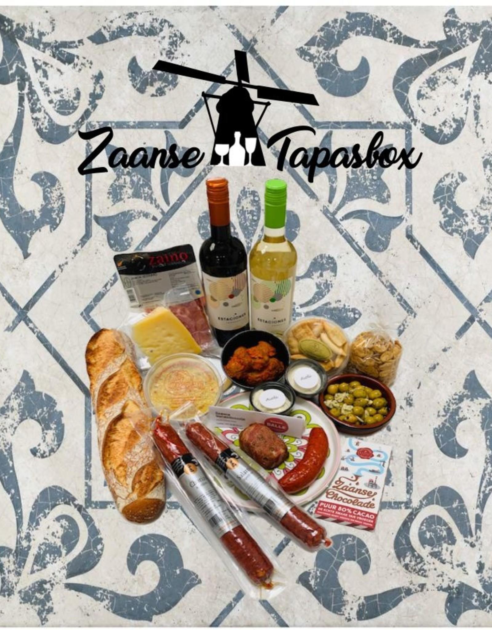 De Zaanse Tapasbox - alleen Zaanstreek