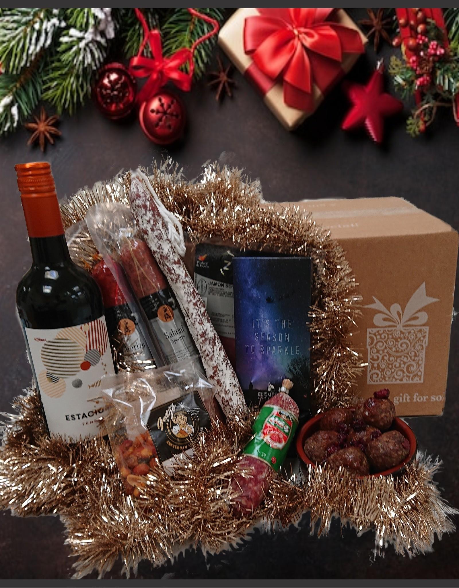 De Zaanse Kerstbox