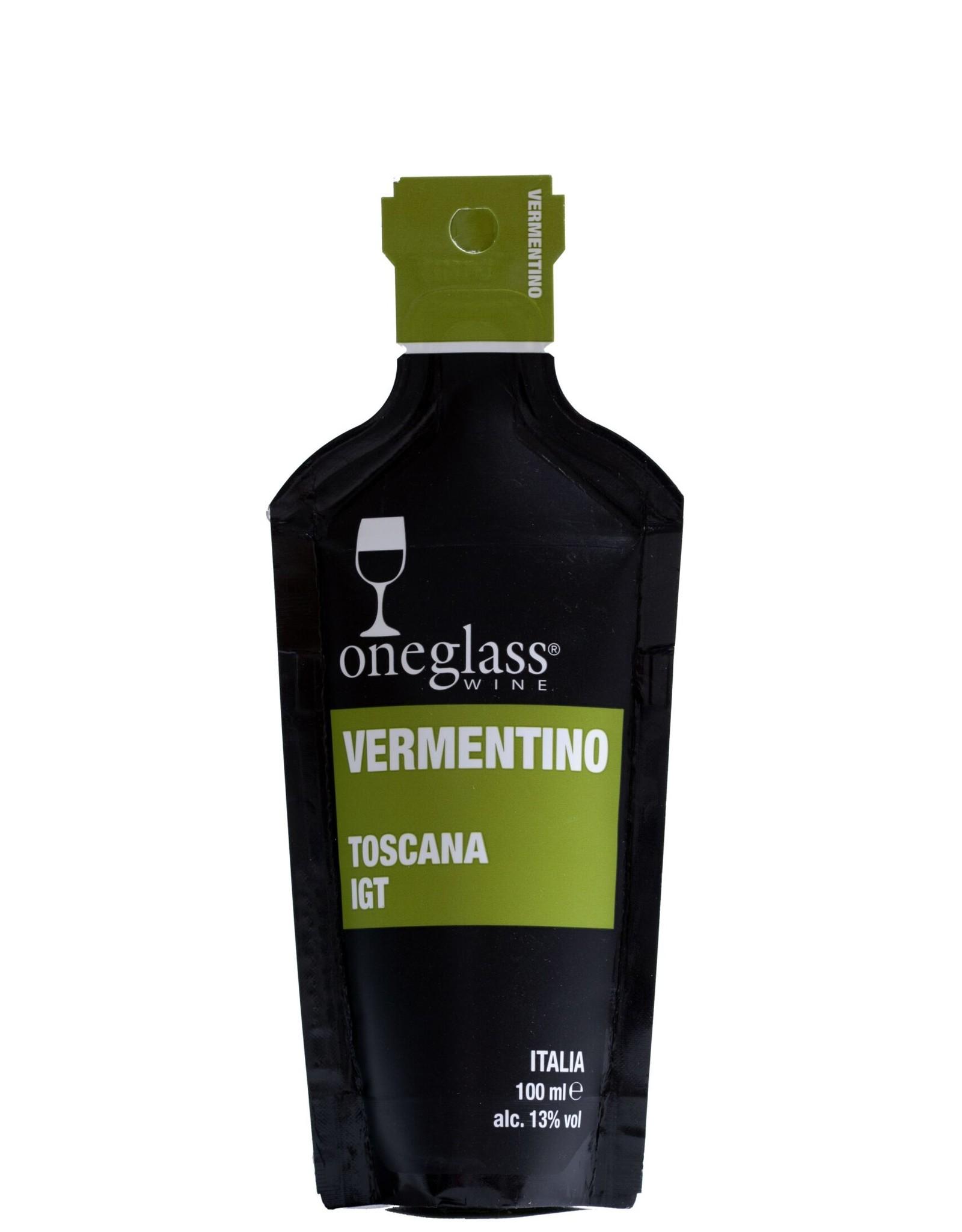 Oneglass Vermentino Toscana IGT