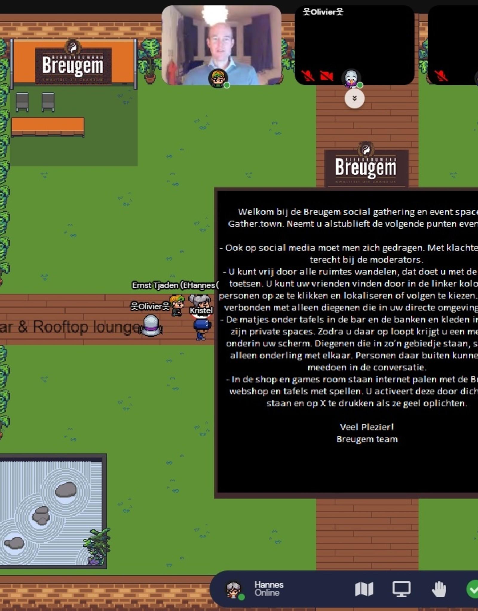 Concarne Breugem's Bar Box