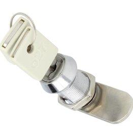 o27 Cilinderslot - Lockerslot incl. sleutels