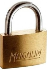 MasterLock Messing hangslot incl. 2 sleutels
