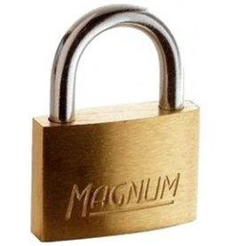 MasterLock Messing hangslot + 2 sleutels