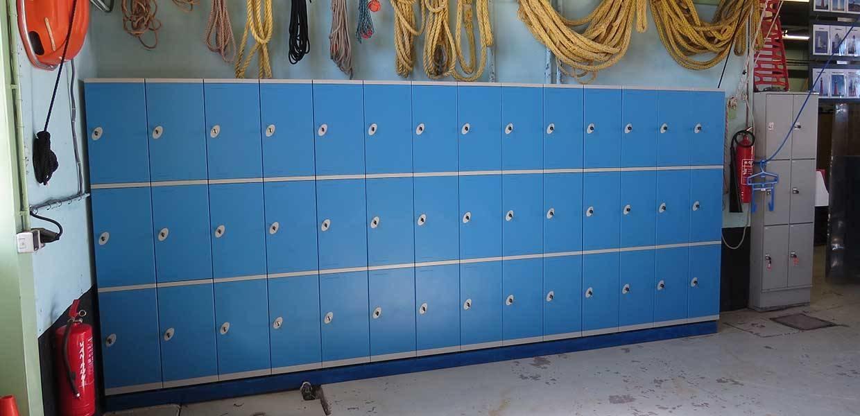 Kunststof Lockers, Locker Concept, specialist sinds 2008