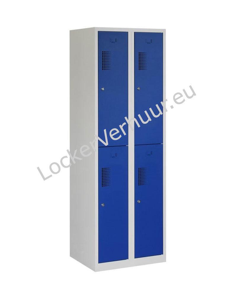 o27 Verhuurlockerkast - 4 deuren