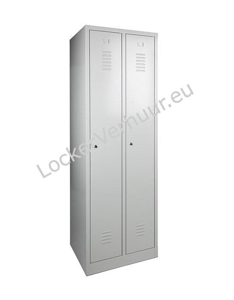 o27 Verhuurlockerkast - 2 deuren