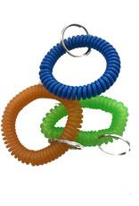 o27 Sleutelpolsband Spiraal - T1