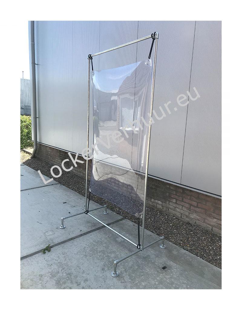 Plexiglas scherm HUREN ipv kopen