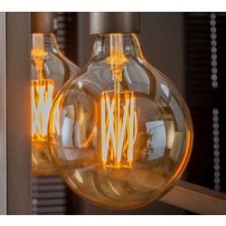 Lichtbron LED filament bol ø12,5cm