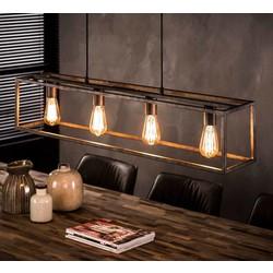 Hanglamp 4L Cubic