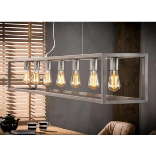 Hanglamp 7L Rechthoek