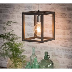 Hanglamp vierkante buis