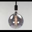 Lichtbron LED smokey grey ø20cm