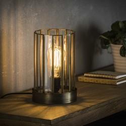 Tafellamp 1L artdeco cylinder