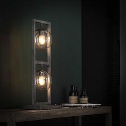 Tafellamp tower 2L 15cm glas