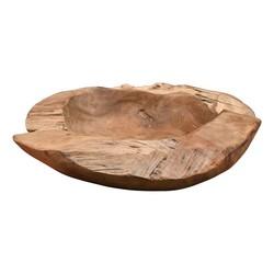 Houten schaal 20cm