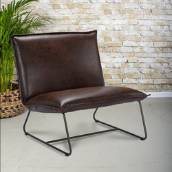 Fauteuil Charlie Bruin 1,5-zits