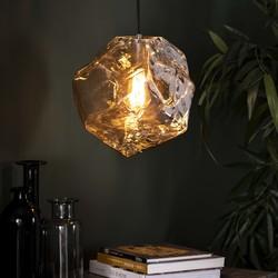 Hanglamp 1L Rocky chromed