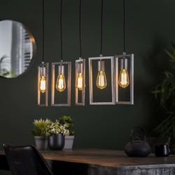 Hanglamp Denise 5L framed