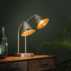 Tafellamp 2L target vintage