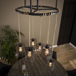 Hanglamp Evoluon 7L