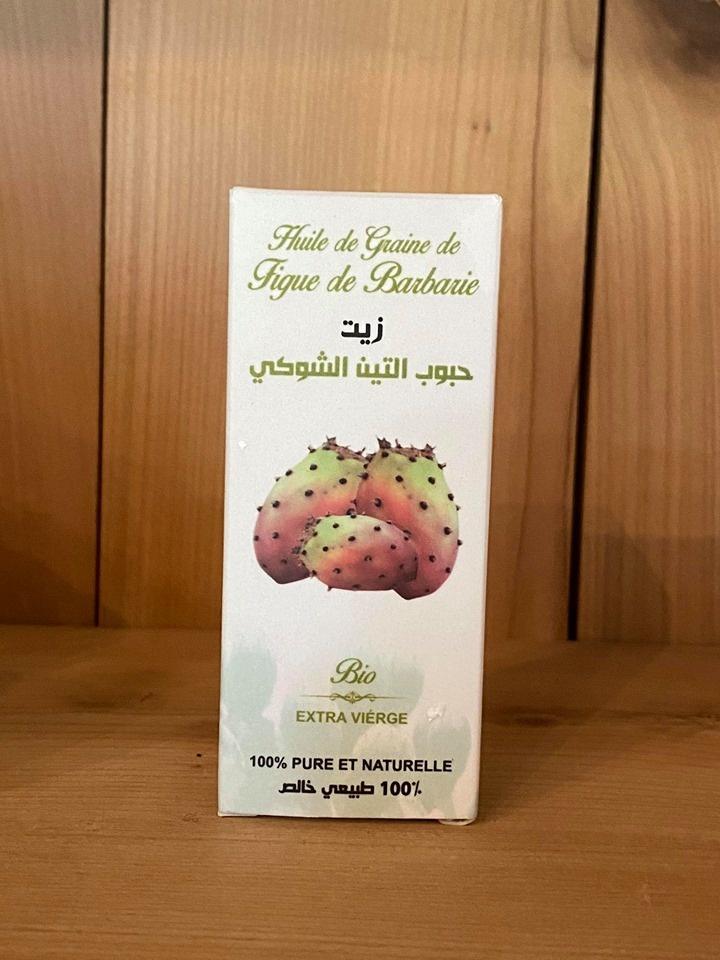 Coöperative Targanine Huile de graine de figue de barbarie 30 ml