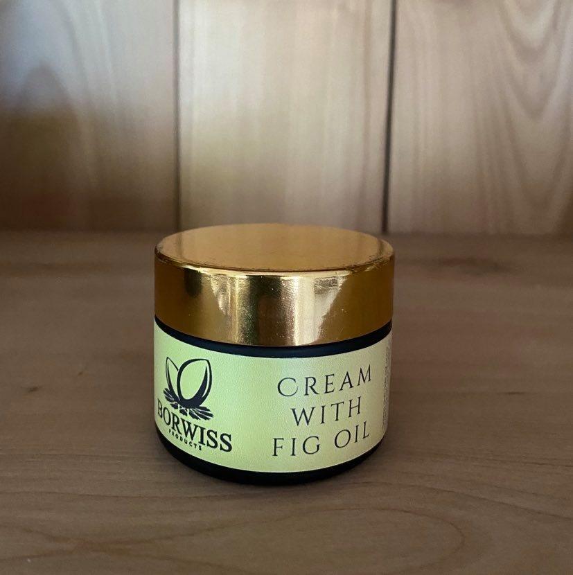 Coöperative Targanine Crème de soin de grains de figue barbarie (jour) 50 gr