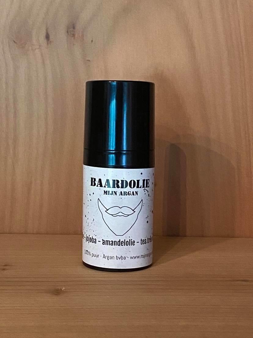 Mijn Argan Beard oil - 30 ml