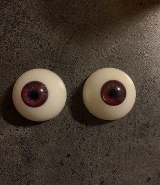 Kleur ogen rood