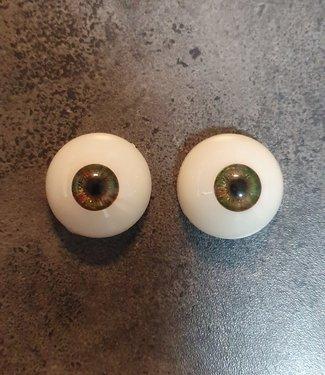 Kleur ogen groen