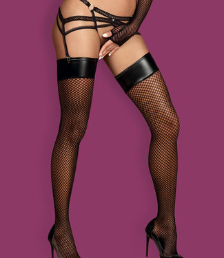 Obsessive Darkie Stockings