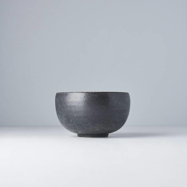 BB Black U-Shape bowl 15.5cm x 9cm
