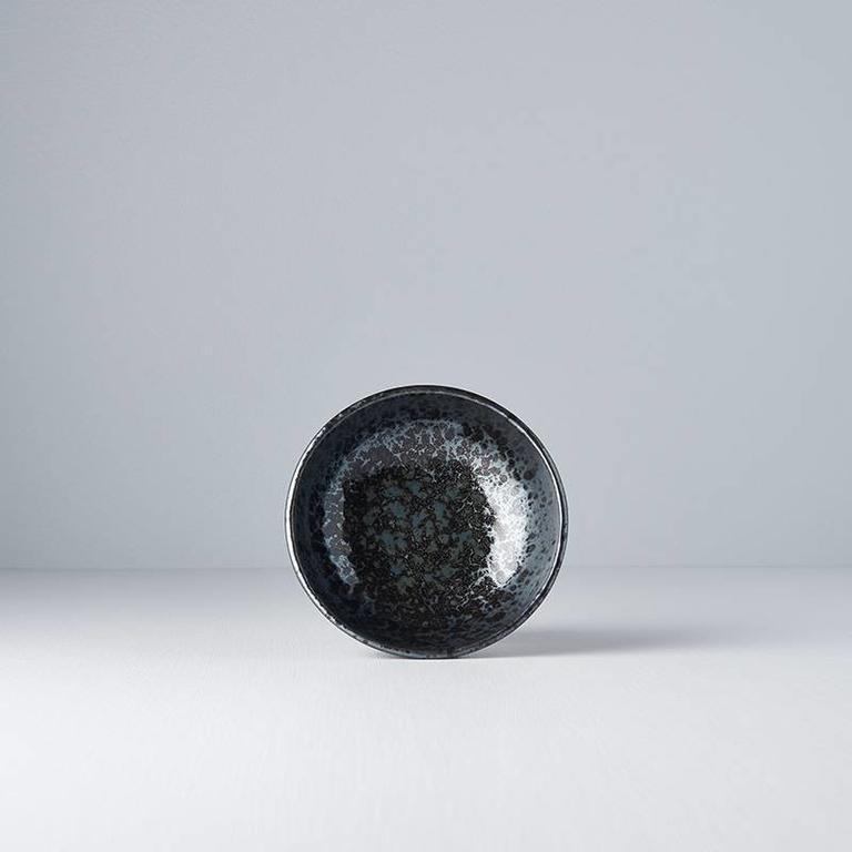 Black Pearl small shallow bowl 13cm x 4.5cm