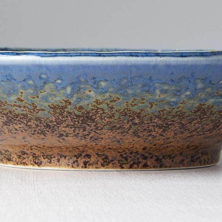 EARTH & SKY SHALLOW OPEN BOWL 24D 5.5H