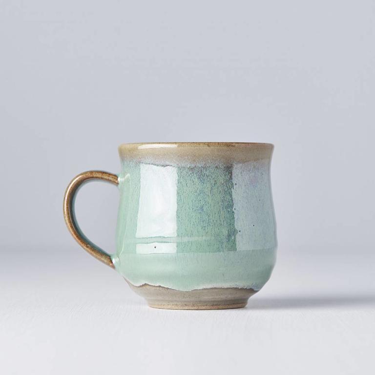 Green coffee mugs uk